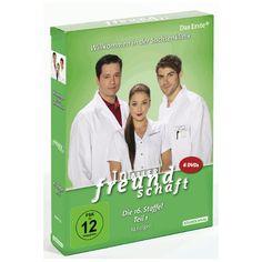 In aller Freundschaft Staffel 16.1 / 6 DVD(s) - Direkt im Anschluss an die TV-Ausstrahlung erscheint der erste Teil der 16. Staffel der beliebten Krankenhaus-Erfolgsserie auf 6 DVDs.