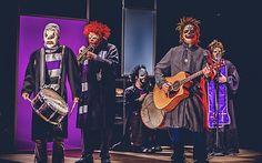 O dia em que Sam morreu. Teatro Anchieta - 8/11 - Cia Armazém de Teatro
