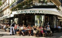 To know more about Cafe de Flore Paris, visit Sumally, a social network that gathers together all the wanted things in the world! Featuring over 10 other Cafe de Flore items too! Les Deux Magots, Boulevard Saint Germain, St Germain Paris, Springtime In Paris, Sidewalk Cafe, Paris Travel Guide, Ile Saint Louis, Cycle Ride, Travel Memories