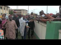 Biafra: Nnamdi Kanu Re-United With Ikedife & IPOB Customary Government. ...