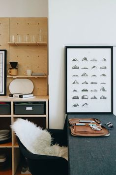 Pegboard Positives - Unexpected Storage That's Stylish And Functional - Photos