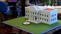 BALTIMORE (WJZ)—Baltimore served up a special treat at one of Monday night's big inaugural parties. The crew from Charm City Cakes made one of their custom ...
