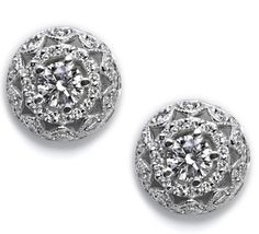 I heart these earrings from TACORI! Style no: FE5264