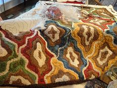 rug idea... color po