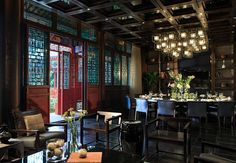 Hutong Place – Private Dining Room