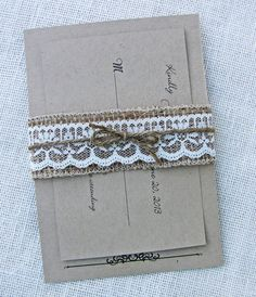 Hey, I found this really awesome Etsy listing at http://www.etsy.com/listing/157968252/kraft-rustic-vintage-burlap-and-lace