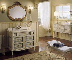 Мебель для ванных комнат Mobili di Castello: Contemporanei ...