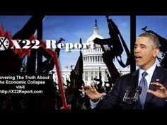 "The Next False Flag ""We're Coming For You, Barack Obama"" - Episode 425   X22Report"