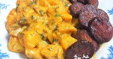 Meat, Chicken, Food, Red Peppers, Essen, Meals, Yemek, Eten, Cubs