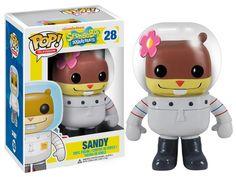 Amazon.com: Funko POP Television Sandy Vinyl Figure: Toys & Games
