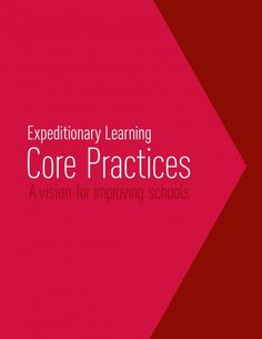 Expeditionary Learning Schools are based off Kurt Hahn's experiential education philosophies. Developed at Harvard, EL schools are located around the United States and serve k-12 students.