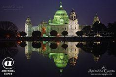 Victoria Memorial Hall at Night | by AmitabhaGupta