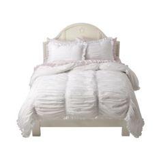 $79.99 Simply Shabby Chic® Smocked Duvet Cover Set Target