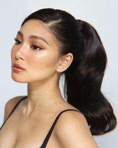Oh hello ✨ Barbie miss Filipina Makeup, Filipina Actress, Filipina Beauty, Nadine Lustre Makeup, Nadine Lustre Fashion, Nadine Lustre Outfits, Hello Barbie, Barbie Miss, Lady Luster