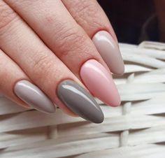 Caffe Latte, London Bridge, Porcelain Doll, Milkshake by Indigo Educator Renata Mastalska, Andrychów + Bielsko-Biała #nails #nail #indigo #indigonail #pastelnails #pastel #pink #powderpink #pinknails
