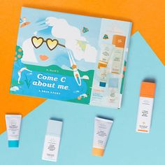 """Promising review: """"This was a great deal! You get a full size C-Firma and for $8 more, you get a half-size Hydra, Beste Cleanser, and a travel size Umbra. If you want to try out a few Drunk Elephant products, this is the set to try."""" —KneeePrice: $88"""