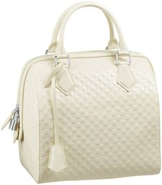 Louis Vuitton Spring/Summer 2013   Damier Facette Speedy Cube PM