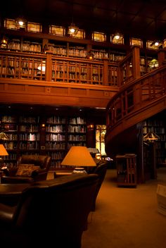 this is a library! Skywalker Ranch Library, CA. Click through to see a set of absolutely gorgeous pictures of George Lucas' Skywalker Ranch Library! Library Room, Dream Library, Grand Library, Tumblr Book, Bg Design, Design Ideas, Beautiful Library, Home Libraries, Public Libraries