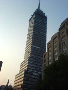 Torre Latinoamericana, D.F.