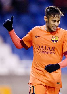 Image via We Heart It https://weheartit.com/entry/157939726/via/22216496 #Barcelona #neymar #neymarjr #neymarjr