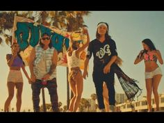 Sander van Doorn - Ori Tali Ma (LVNDSCAPE Remix) [Official Music Video] - YouTube