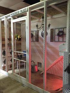 Attractive New Chicken Coop Interior