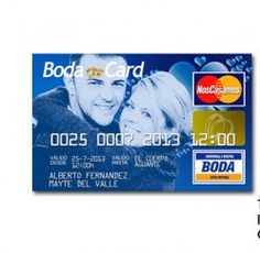 Diseño de tarjeta de credito