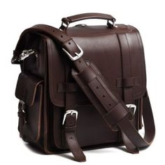 The Space Bag Convertible Bagpack Sholder Thick Leather