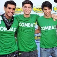 Resultado de imagen para combate argentina equipo verde participante