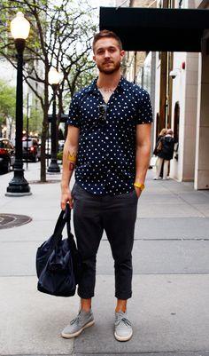 i need more polka dots in my wardrobe.