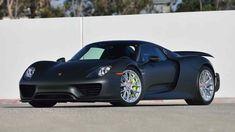 2015 Porsche 918 Spyder Weissach 887 HP Hybrid, Build no. 381, 1,957 Miles | Lot S112 | Monterey 2016 | Mecum Auctions