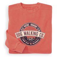 """Dog Walking Co."" Sweatshirt"