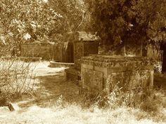 La fuente del puerto de Miravete. Tramo abandonado N-V. #LaGuíainolvidable