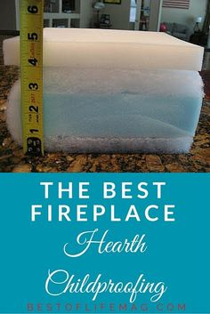 Good Snap Shots diy Fireplace Hearth Suggestions Best Pics Fireplace Hearth cover Popular Hearths have been at the heart of our homes for thousands Fireplace Seating, Fireplace Cover, Fireplace Hearth, Fireplace Design, Gas Fireplaces, Fireplace Ideas, Childproof Fireplace, Baby Proof Fireplace, Baby Bumper