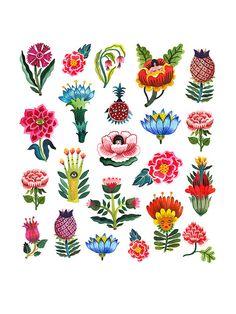 Magical Flora
