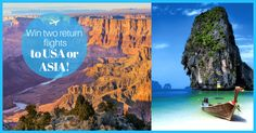 Win 2 Return Tickets to the US or Southeast Asia! (up to £1,200)www.jacksflightclub.co.uk/giveaways/win-2-free-return-flights-to-us-or-southeast-asia/?lucky=13348