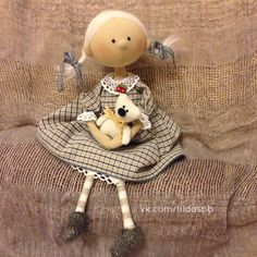 Фотографии Кукла Тильда (СПб)/ Купить игрушку ручной работы | 201 фотография