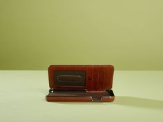 The Verge 2015 Holiday Gift Guide: SENA Heritage Wallet Book http://www.theverge.com/a/holiday-gift-ideas-2015/home-essentials&=sena-heritage-wallet-book?utm_medium=social&utm_source=pinterest