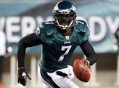 A national columnist recently named Eagles QB Michael Vick the biggest jerk in the NFL. (Yong Kim/Staff Photographer)