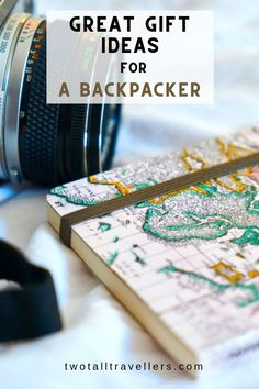 We've put together this list of some of the best gifts for backpackers so you can give the traveller in your life a gift that's practical, thoughtful & fun! Packing List For Travel, Packing Tips, Shopping Travel, Budget Travel, Backpacking, Hiking Trips, Road Trips, Camping, Ways To Travel