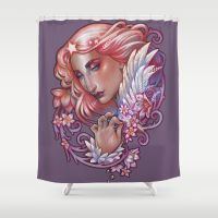 Morning Star Shower Curtain