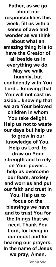 Amen 'Sister Haze,' I mean, Miss Debbie Kay. In Jesus name, we claim it. Prayer Quotes, Spiritual Quotes, Bible Quotes, Qoutes, Prayer Verses, Spiritual Growth, Wisdom Quotes, Quotations, Faith Prayer
