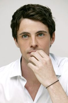 """Actor Matthew Goode served as inspiration for the character of Lieutenant Ian Worth in """"The Imitation Game"""""""