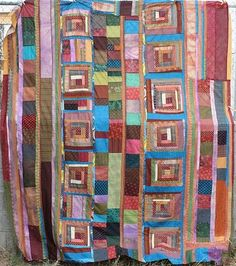 upcycled/recycles clothes into quilts, interesting links