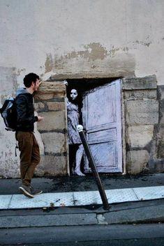levalet, urban graffiti art, street art online, urban artist, graffiti artists.