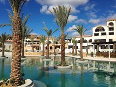 The main pool at Secrets Puerto Los Cabos  www.secretsresorts.com