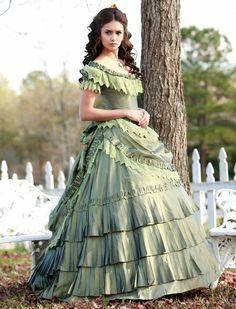 Nina Dobrev as Katherine Pierce inVampire Diaries (2009).