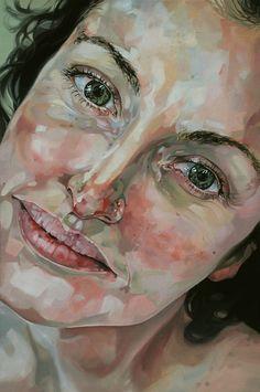 Paintings by Jo Beer