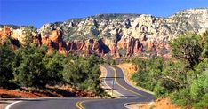 They don't call it America the Beautiful for nothing, people. This summer, buckle up and soak in the greatness on one of these ten scenic drives from sea to shining sea.