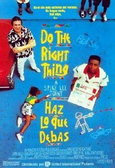 Haz lo que debas (1989) EEUU. Dir: Spike Lee. Comedia. Drama. Racismo - DVD CINE 1451-I
